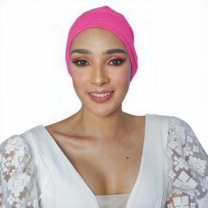 Gorro turbante oncológico