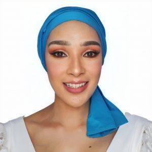 pañoleta cáncer azul
